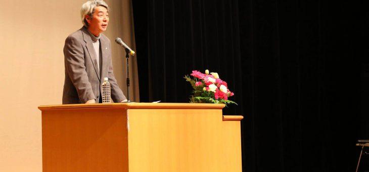 石川勝美氏による基調講演とプレゼンセミナー